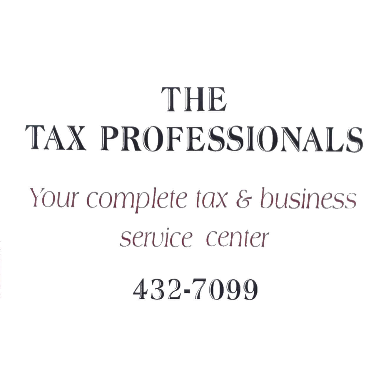 The Tax Professionals